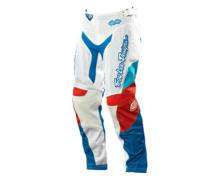 PANTALON GP AIR AIRWAY WHITE BLUE FEMME