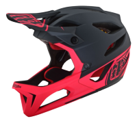 CASQUE STAGE MIPS STEALTH BLACK/PINK