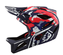 CASQUE STAGE MIPS TACTICAL RED/WHITE/BLUE