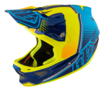 CASQUE D3 COMPOSITE STARBURST YELLOW
