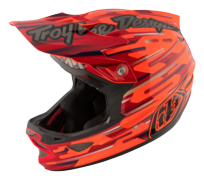 CASQUE D3 COMPOSITE CODE ORANGE