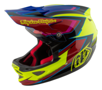 CASQUE D3 COMPOSITE CADENCE YELLOW/RED
