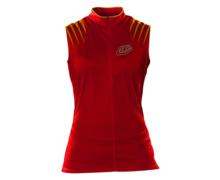 MAILLOT ACE SANS MANCHES RED WOMEN