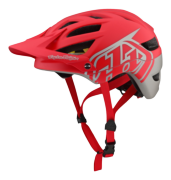 CASQUE A1 MIPS CLASSIC RED/SILVER