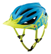 CASQUE A2 MIPS DECOY CYAN/YELLOW