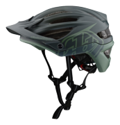 CASQUE A2 MIPS DECOY BLACK/FLIGHT GREEN