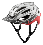 CASQUE A2 MIPS SRAM TLD RACING WHITE/RED