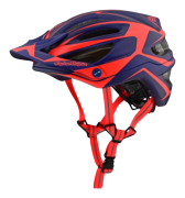 CASQUE A2 MIPS DROPOUT NAVY/ORANGE