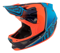 CASQUE D3 CARBON MIPS STARBURST ORANGE