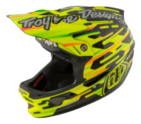 CASQUE D3 CARBON MIPS CODE YELLOW