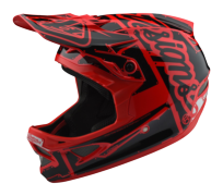 CASQUE D3 FIBERLITE FACTORY RED
