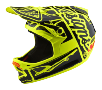 CASQUE D3 FIBERLITE FACTORY FLO YELLOW