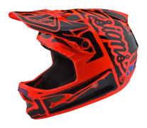 CASQUE D3 FIBERLITE FACTORY ORANGE