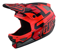 CASQUE D3 FIBERLITE SPEEDCODE RED