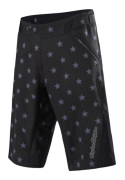 SHORT RUCKUS STAR BLACK/GRAY AVEC S/SHORT