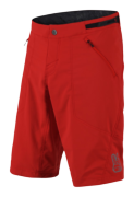SHORT SKYLINE AVEC S/SHORT SOLID RED