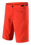 SHORT SKYLINE SOLID ORANGE WOMEN