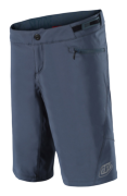 SHORT SKYLINE SOLID SLATE WOMEN