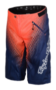 SHORT SPRINT STARBURST NAVY/ORANGE