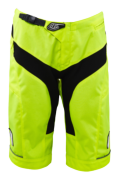 SHORT MOTO FLO YELLOW WOMEN