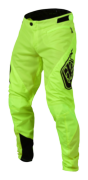 PANTALON SPRINT SOLID FLO YELLOW