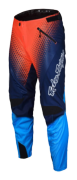 PANTALON SPRINT STARBURST NAVY/ORANGE