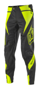 PANTALON SPRINT REFLEX DARK GRAY/FLO YELLOW