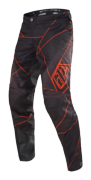 PANTALON SPRINT METRIC BLACK/ORANGE
