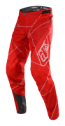 PANTALON SPRINT METRIC RED/WHITE