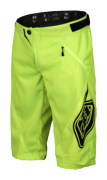 SHORT SPRINT FLO YELLOW YOUTH