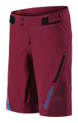 SHORT RUCKUS BURGUNDY WOMEN