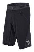 SHORT SKYLINE AIR AVEC S/SHORT SOLID BLACK