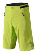 SHORT SKYLINE SOLID LIME