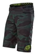 SHORT SKYLINE CAMO STEALTH/BLACK WOMENS AVEC S/SHO