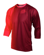 MAILLOT RUCKUS 50/50 RED
