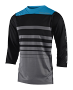 MAILLOT RUCKUS STREAMLINE GRAY/BLACK