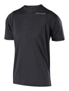 MAILLOT SKYLINE SOLID HEATHER BLACK