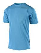 MAILLOT SKYLINE SOLID HEATHER OCEAN