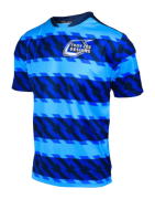 MAILLOT SKYLINE REGISTRATION CYAN