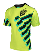 MAILLOT SKYLINE FORCE FLO YELLOW