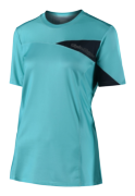 MAILLOT SKYLINE SOLID AQUA WOMEN