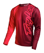 MAILLOT SPRINT 50/50 RED