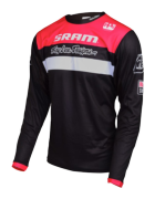 MAILLOT SPRINT SRAM TLD RACING BLACK YOUTH