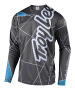 MAILLOT SPRINT METRIC GRAY/OCEAN YOUTH