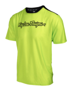 MAILLOT SKYLINE AIR CHARTREUSE