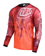 MAILLOT SPRINT AIR CODE ORANGE