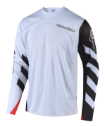 MAILLOT SPRINT ELITE ESCAPE WHITE/BLACK