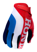 GANTS AIR TEAM HONDA RED/WHITE