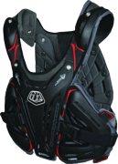 GILET CHEST PROTECTOR BG5900 BLACK