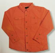 VESTE TRIALS ORANGE